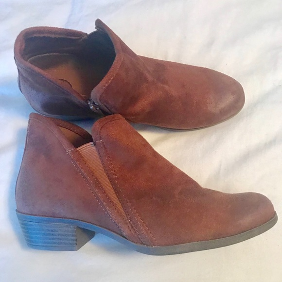 SO Shoes - Kohl's SO distressed Booties
